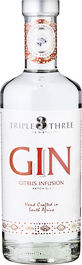 Citrus Infusion GIN, Triple Three