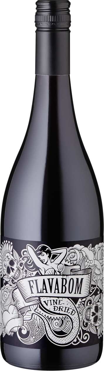 Cottbus Angebote 2015 Shiraz Flavabom, Byrne Vineyards