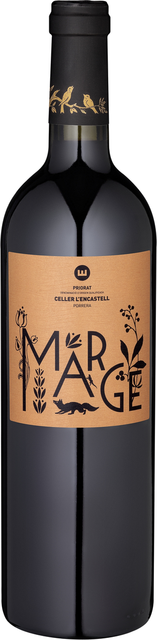 2012 Priorat DO Qualificada Marge, Celler de l´Encastell