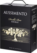 "Shiraz Double Pass ""Aussimento"", Scotts Creek Vineyards, Bag-in-Box (3,0 l)"
