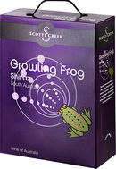 "Shiraz ""Growling Frog"", Scotts Creek Vineyards, Bag-in-Box (3,0 l)"
