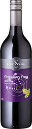 "Shiraz ""Growling Frog"", Scotts Creek Vineyards"